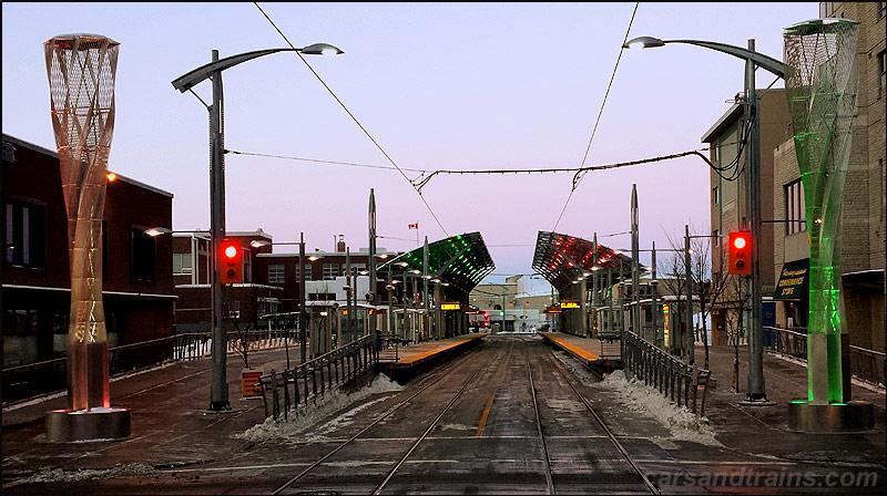 Calgary Ctrain Kerby