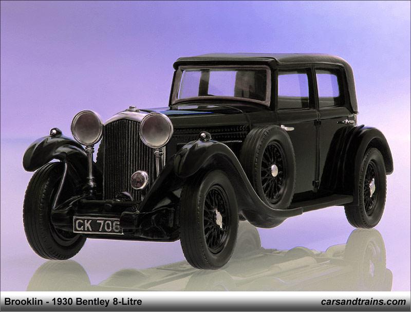 Diecast King Brooklin 1930 Bentley 8-Litre