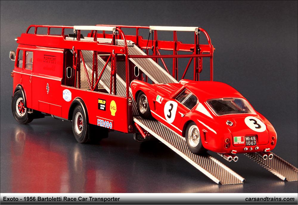Diecast Race Car Transporters