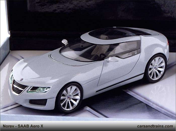 2009 Saab Aero X. This is the 2006 SAAB Aero X