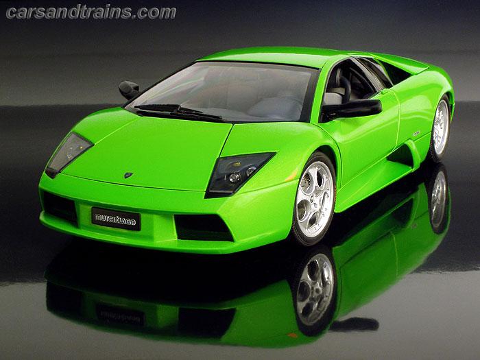 AUTOart Lamborghini Murcielago Green