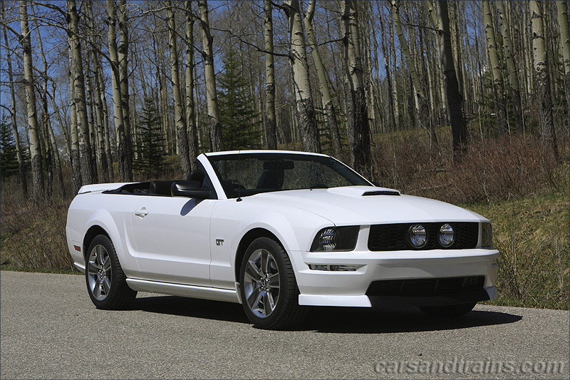 2007 Ford Mustang Gt Convertible S197