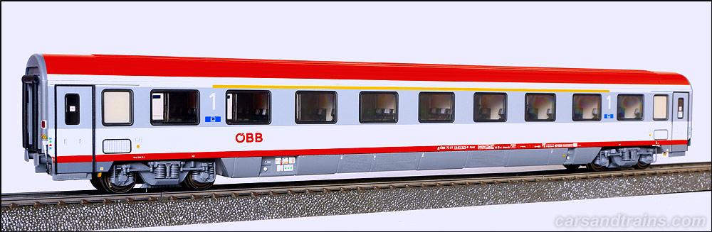 ACME 55143 ÖBB EuroCity 84 set 1
